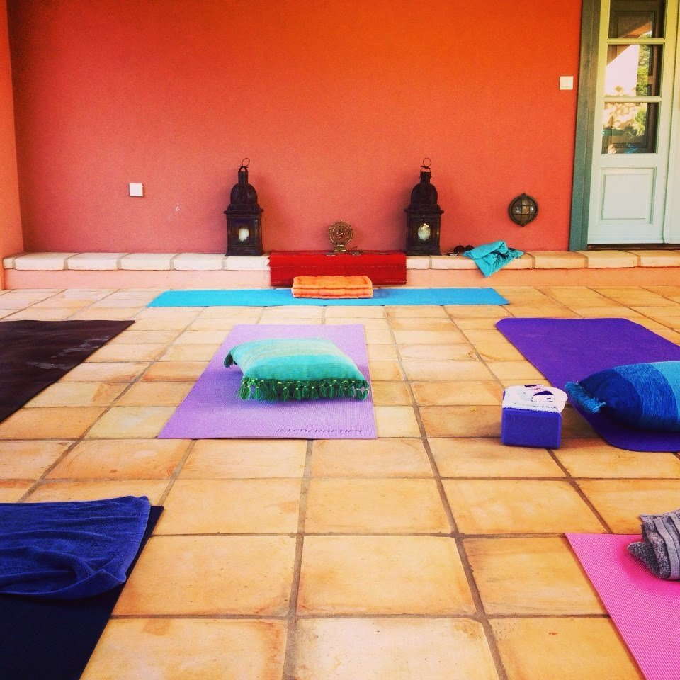 Yoga (retreats) work