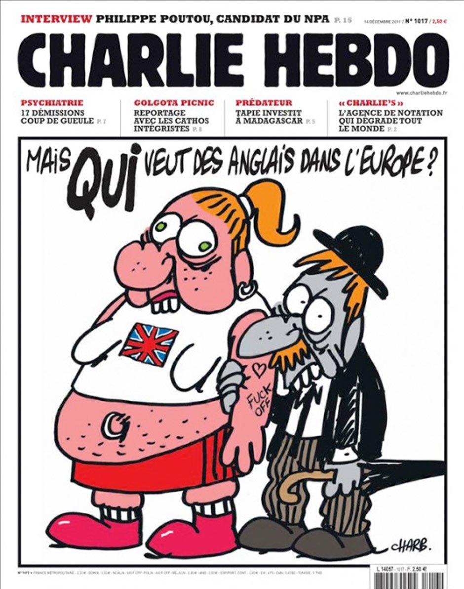 Γιατί άργησα τόσο να μάθω το Charlie Hebdo;