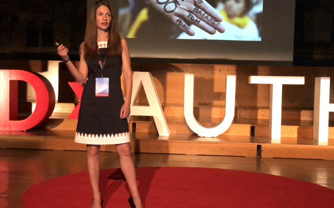 Τι είπα στο TEDxAUTH 2019